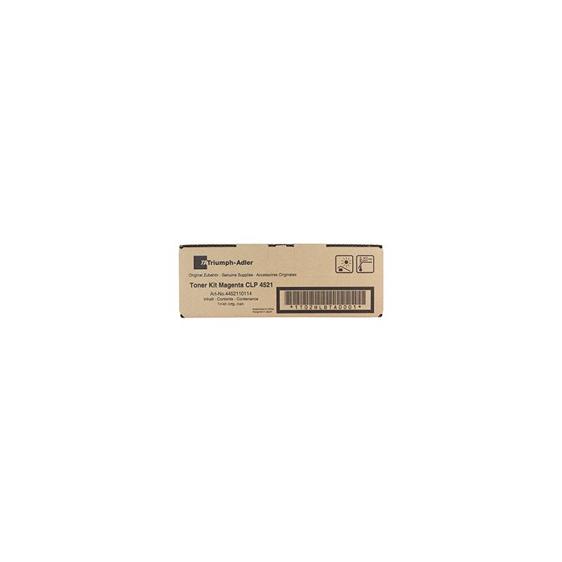 Triumph Adler tooner CLP 4521/ Utax tooner CLP 3521 Roosa (4452110114/ 4452110014)