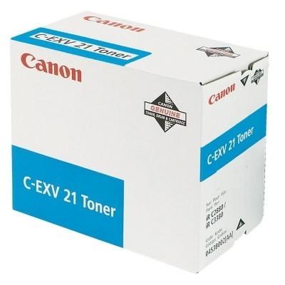 Canon tooner C-EXV 21 Sinine 14k (0453B002)