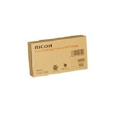 Ricoh tooner DT1500 Kollane 3k (888548) (DT1500YLW)