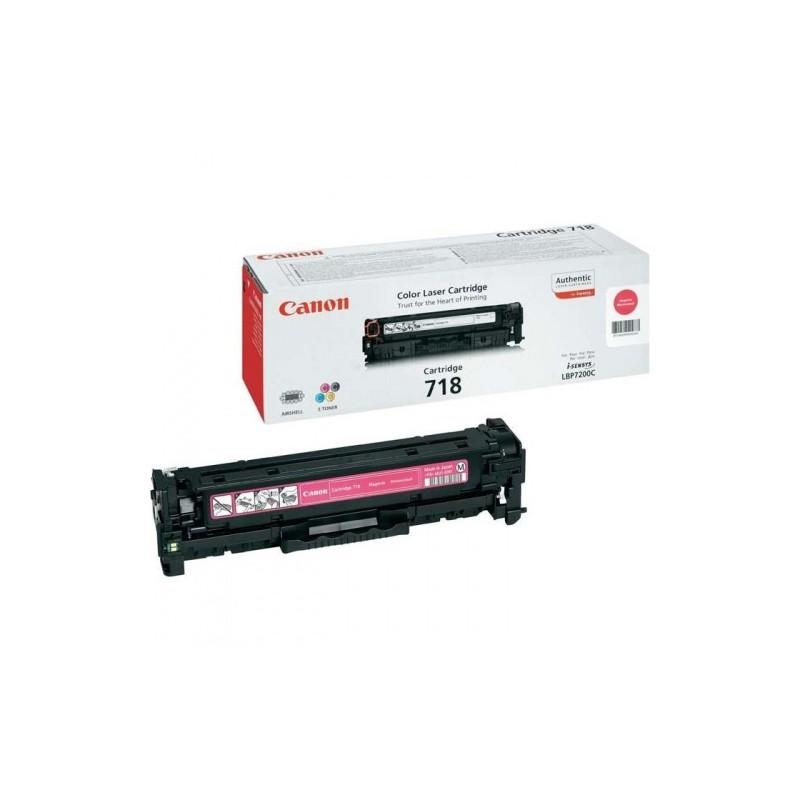Canon kassett 718 Roosa (2660B002)