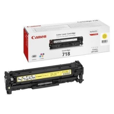 Canon kassett 718 Kollane (2659B002)