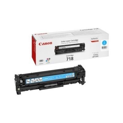 Canon kassett 718 Sinine (2661B002)