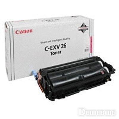 Canon tooner C-EXV 26 Roosa (1658B006/1658B011)