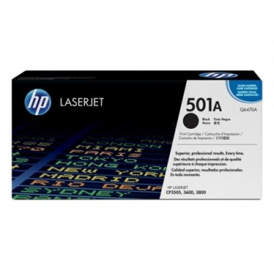 HP kassett No.501A Must (Q6470A) EOL