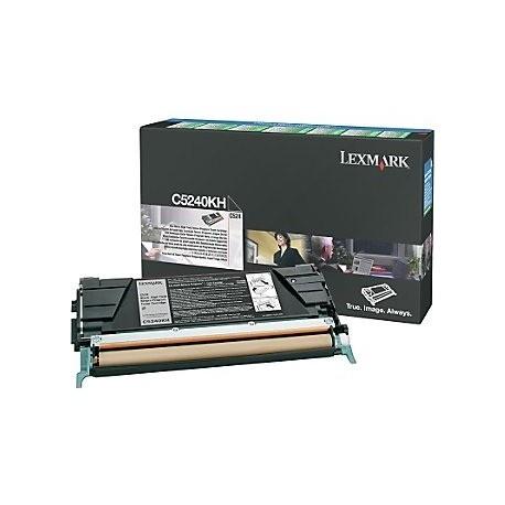 Lexmark kassett Must (C5240KH)