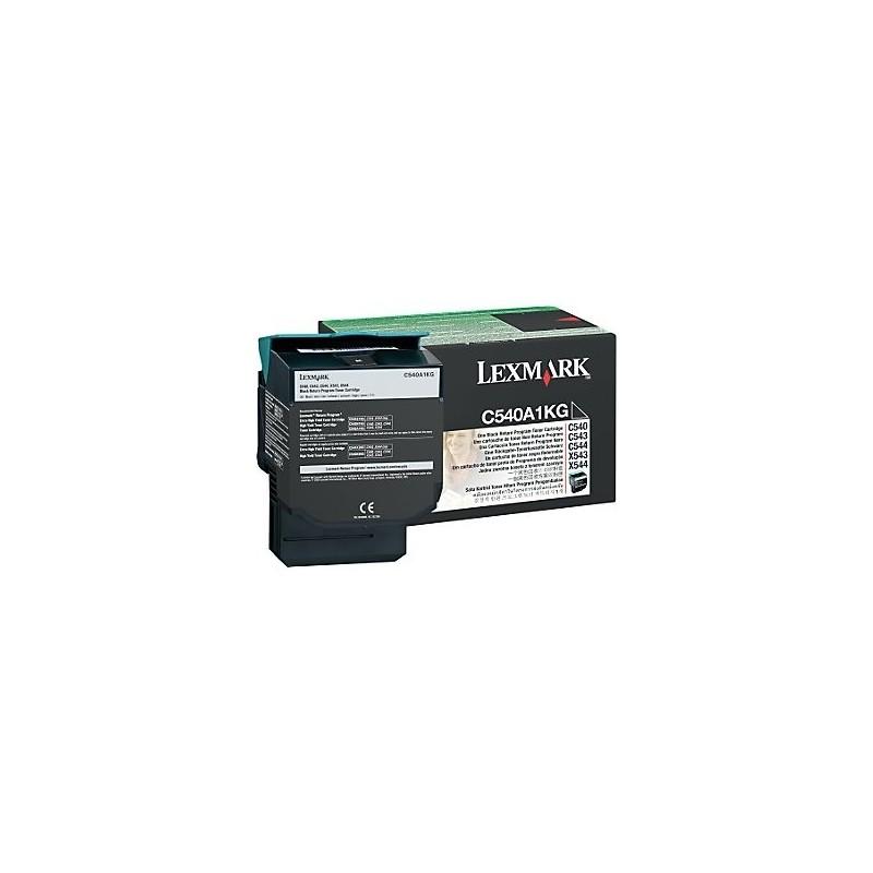Lexmark kassett Must (C540A1KG) Return