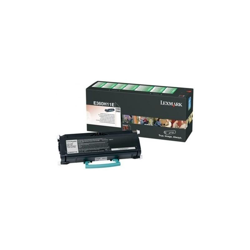 Lexmark kassett Must (E360H11E) Return
