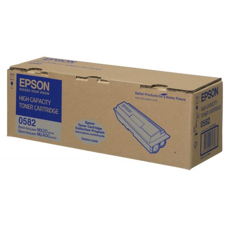 Epson kassett Must HC (C13S050584)