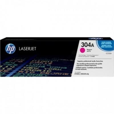HP kassett No.304A Roosa (CC533A)