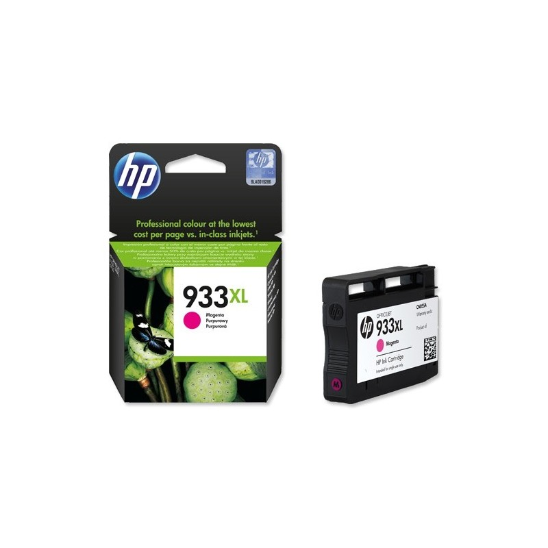 HP Ink No.933 XL Roosa (CN055AE)