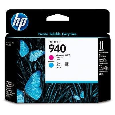 HP Printhead C4901A No.940 Roosa / Sinine (C4901A)