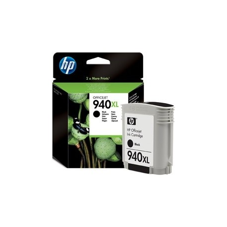 HP Ink No.940 XL Must (C4906AE)