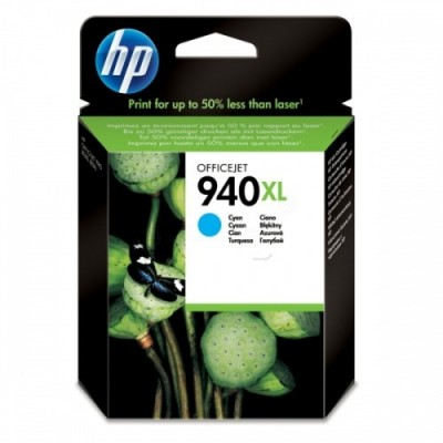 HP Ink No.940 XL Sinine (C4907AE)