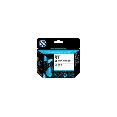 HP Printhead No.91 Matte Must / Sinine (C9460AE)