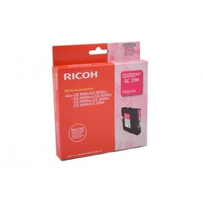 Ricoh Ink GC21M Roosa (405534) (405542)