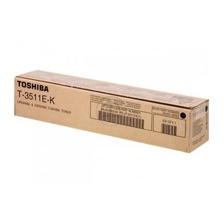 Toshiba kassett T-3511EK Must (6AJ00000040)