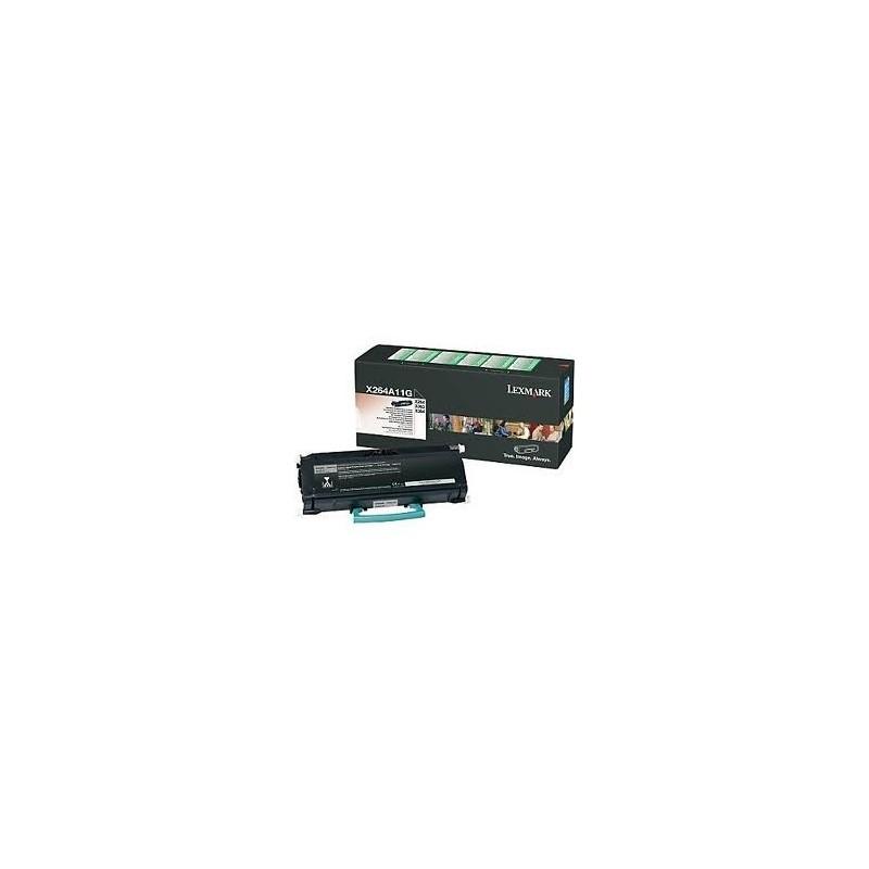 Lexmark kassett Must (X264A11G) Return