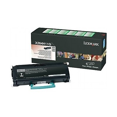 Lexmark kassett Must (X264H11G)