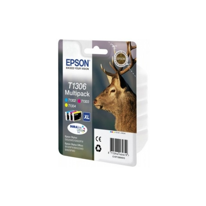Epson Ink Multipack T1306 (C13T13064012)