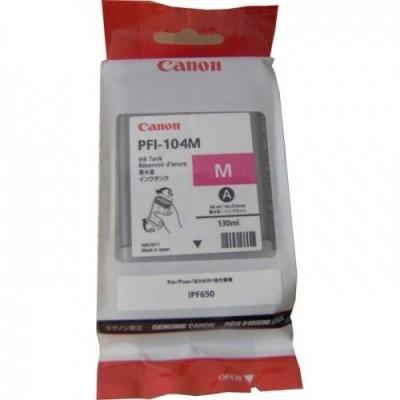 Canon Ink PFI-104 Roosa (3631B001)