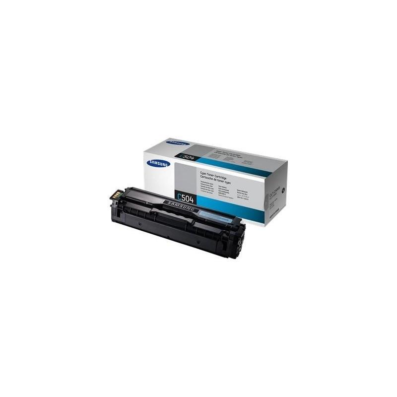 Samsung kassett Sinine CLT-C504S/ELS (SU025A)