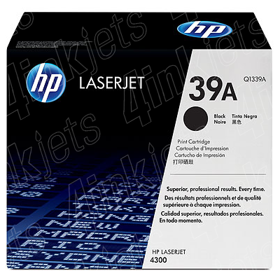 HP kassett Must No.39A (Q1339A)