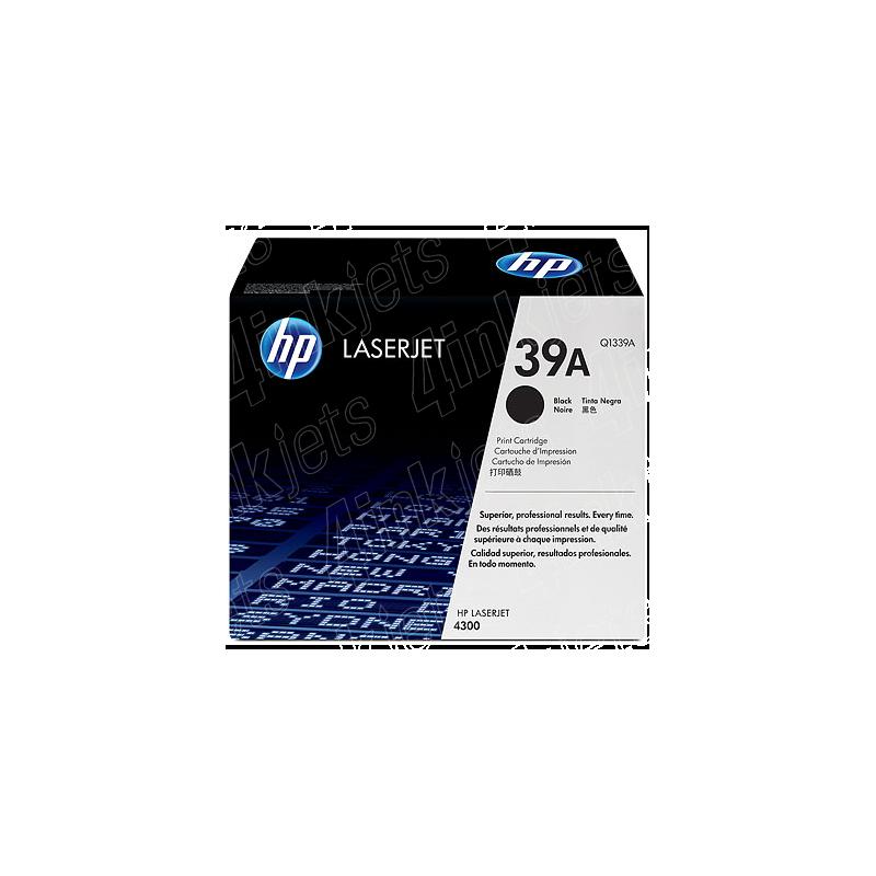 HP kassett Must No.39A (Q1339A)