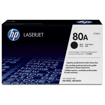 HP kassett No.80A Must (CF280A)