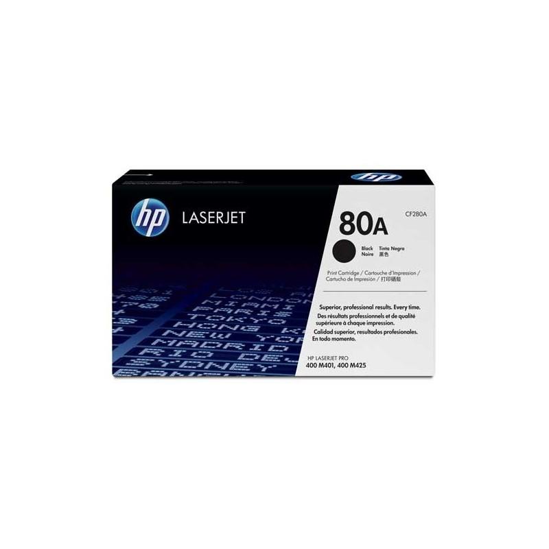 HP kassett No.80A Must (CF280A)