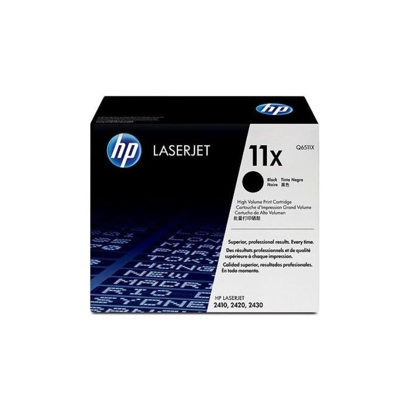 HP kassett No.11X Must (Q6511X) EOL