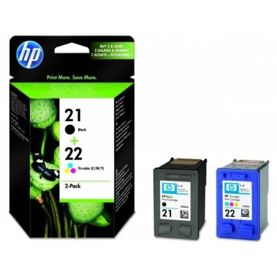 HP Ink No.21/22 Must / Color (SD367AE)