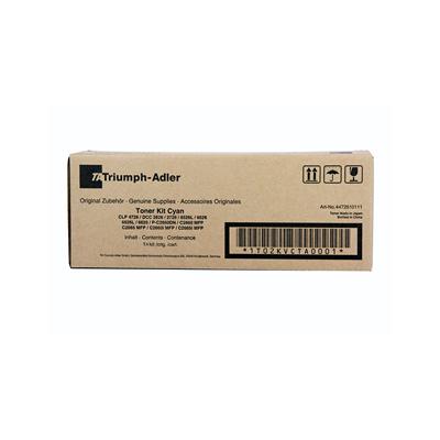 Triumph Adler tooner Kit CDC 4726/ Utax tooner CDC 1626 Sinine (4472610111/ 4472610011)