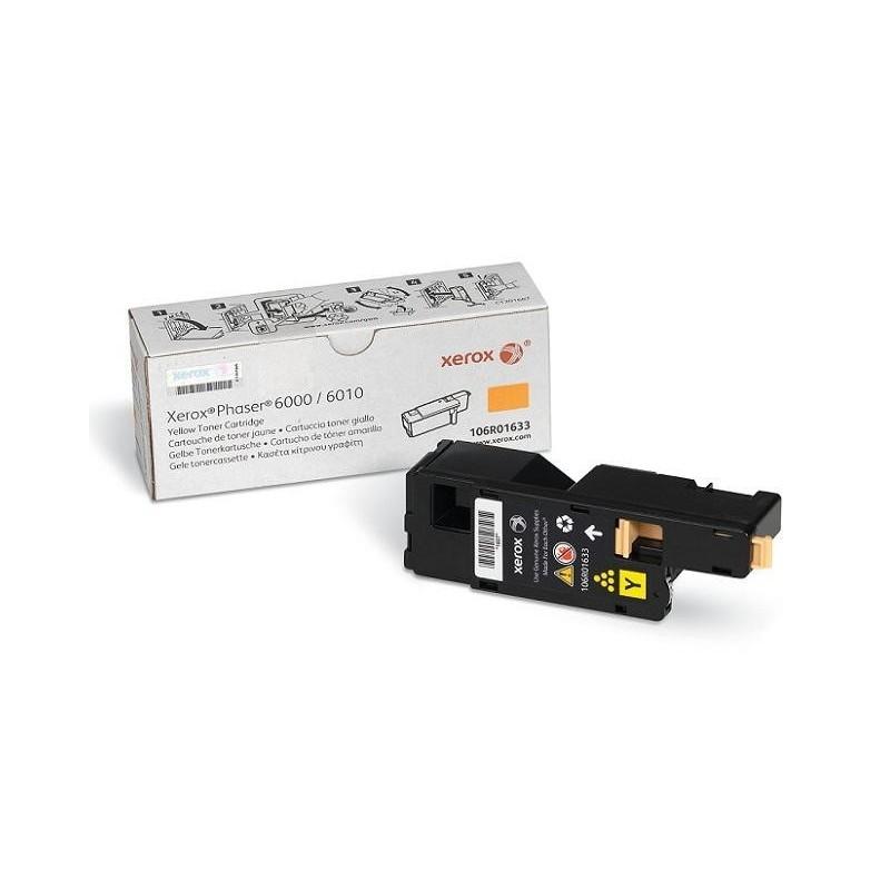 Xerox kassett DMO 6000 Kollane (106R01633)