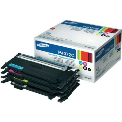 Samsung kassett Rainbow-Kit CLT-P4072C/ELS (SU382A)