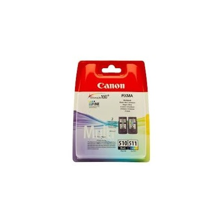 Canon Ink PG-510/CL-511 Multipack (2970B010)