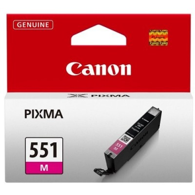 Canon Ink CLI-551 Roosa (6510B001)