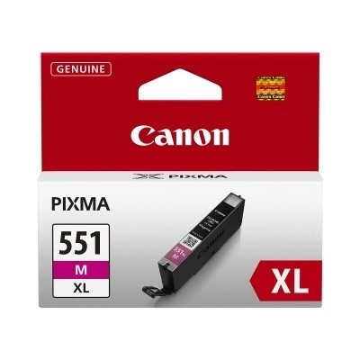 Canon Ink CLI-551XL Roosa (6445B001)