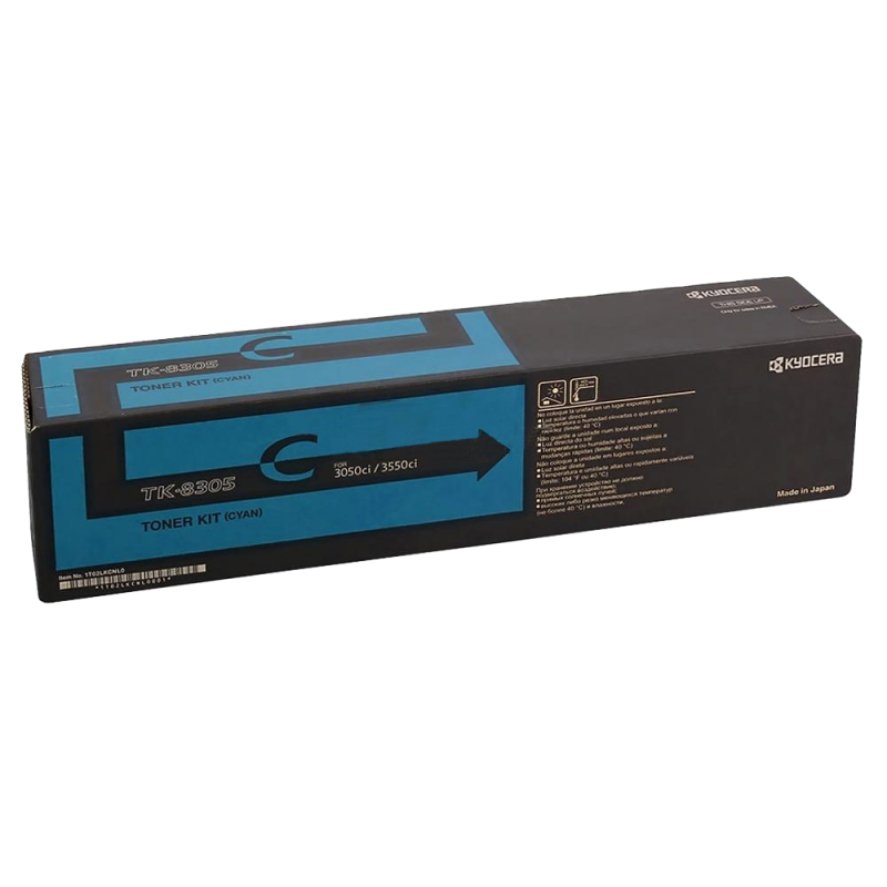 Kyocera tooner TK-8305 Sinine (1T02LKCNL0)