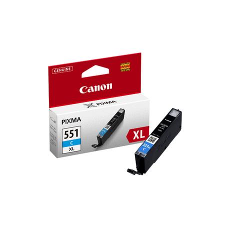 Canon Ink CLI-551XL Sinine (6444B001)