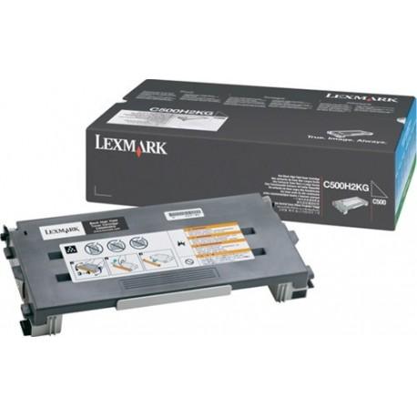Lexmark kassett (C500H2KG) Must