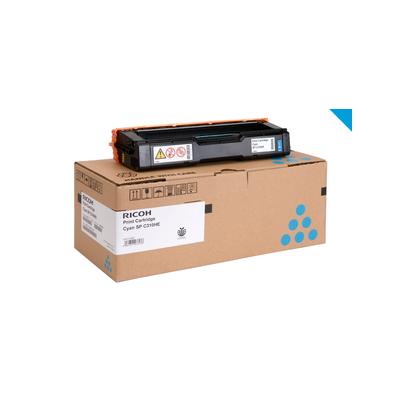 Ricoh tooner SPC310 Sinine LC (406349) (407641)