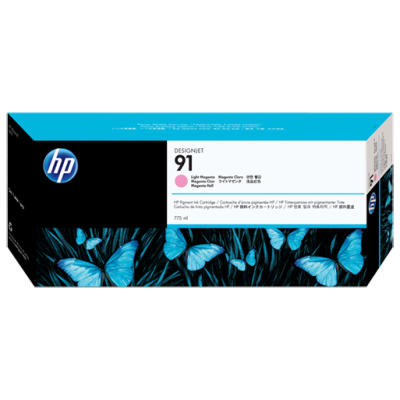 HP Ink No.91 light Roosa (C9471A)