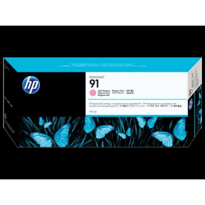 HP Ink No.91 light Roosa (C9471A)