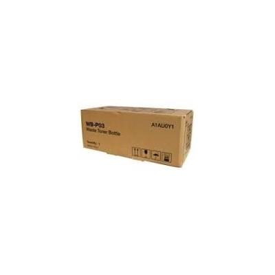 KonMin/Dev Waste tooner Bottle WB-P03 (A1AU0Y3) (Olivetti OEM: B0899) (Alt: A1AU0Y1)