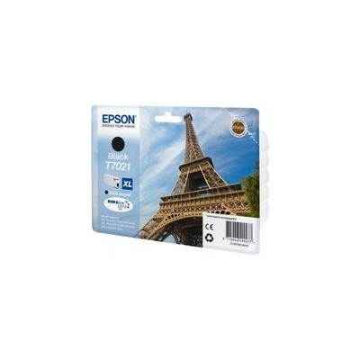 Epson Ink T7021 XL Must (C13T70214010)