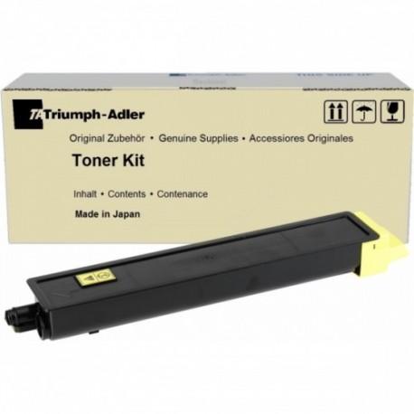Triumph Adler Copy Kit DCC 6520/ Utax tooner CDC 5520 Kollane (6525111
