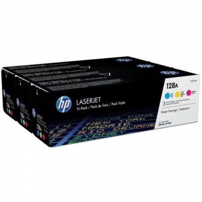 HP kassett No.128A Multipack (CF371AM