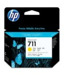 HP Ink No.711 Kollane tri-pack (CZ136A)