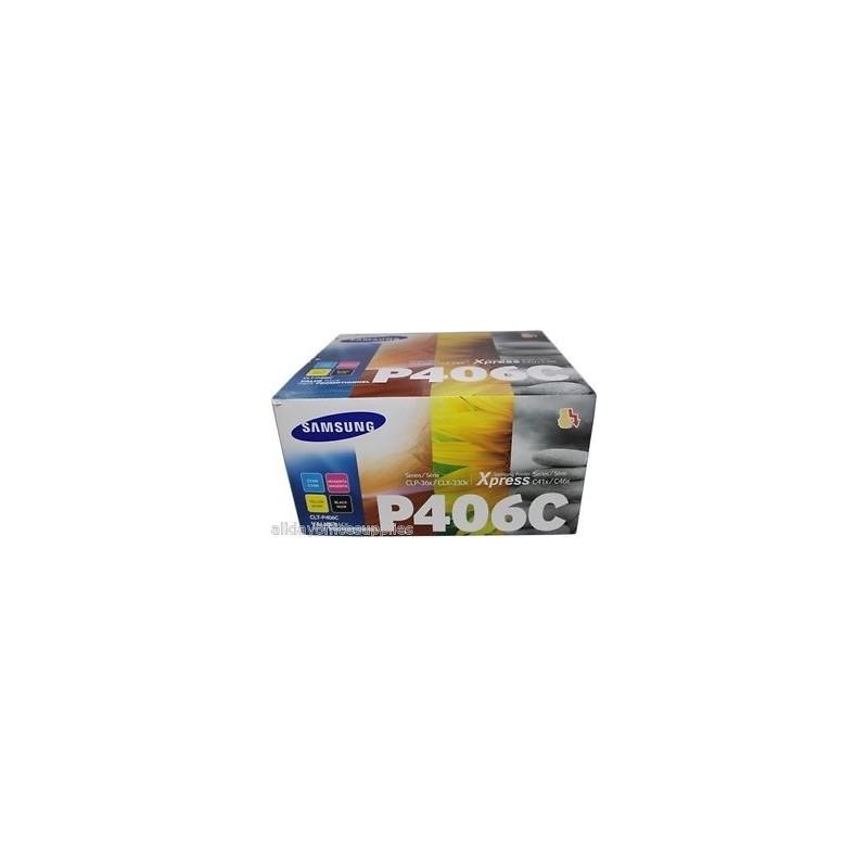 Samsung kassett Rainbow-Kit CLT-P406C/ELS (SU375A)