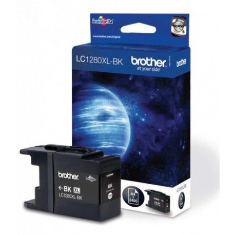 Brother Ink LC 1280XL Must 2,4k (LC1280XLBK)